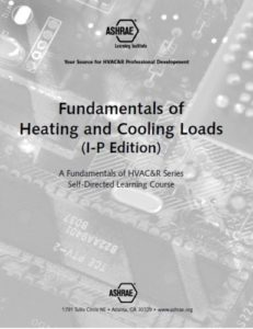 Fundamentals of Heating and Cooling Loads IP Edition