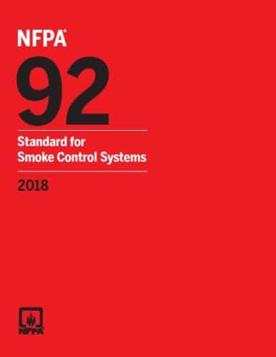 NFPA Standard for Smoke Control Systems