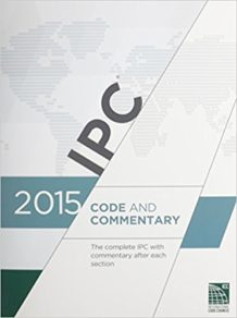 International Plumbing Code Commentary 2015